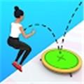 跳跃的女孩3D抖音游戏